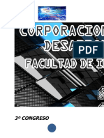 Programacion 3Congreso Tecnologico CIDE 2014 Abril 30 de 2014