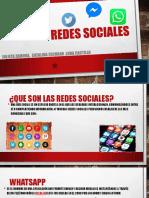 Las Redes Sociales 2