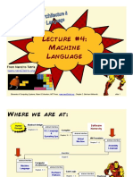 Lecture 04 - Machine Language (FULL)