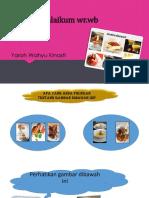 Powerpoint Dessert Perangsang Peserta Didik