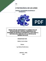 PROYECTO DE MINERÍA DE DATOS