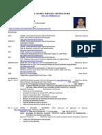Modelo cv abogado