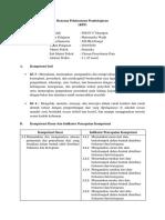 RPP DIMENSI 3
