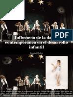 Zoraida Ceballos - Influencia de La Danza Contemporánea en El Desarrollo Infantil