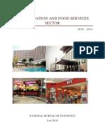 Nigerian Bureau of Statistics, Furniture Report