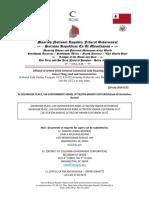 Affidavit of UCC1 160 CANTONMENTS AVENUE, LYTTELTON MANOR CENTURION
