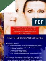 TRASTORNO DELIRANTE
