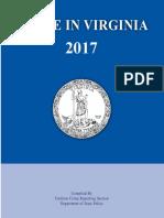 Crime in Virginia 2017