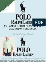 Víctor Zapata, Ana Vargas, Luis Irausquín - Las Camisas POLO Personifican Una Nueva Tendencia