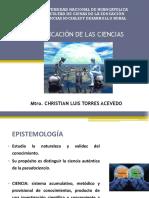 Comunicacion de las ciencias sociales