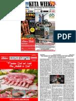 Kuta Weekly - Edition 646 Bali's Premier Newspaper