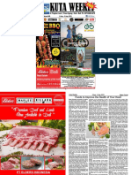 Kuta Weekly - Edition 648 Bali's Premier Newspaper
