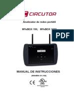 manual M084B01-01