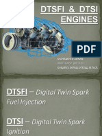 Dtsfi and Dtsi Engines