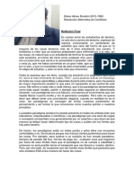 Eliseo Abreu Rondón - Reflexion Final - 30.07.2019