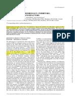 Biophotons in Radiobiology Inhibitors, Communicators and Reactors