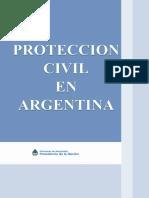 Proteccion Civil en Argentina 2016