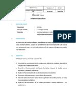 Sistemas hidráulicos (1)