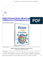 WinPE 10-8 Sergei Strelec (x86_x64) (Julio 2019), CD de Utilidades Para El Mantenimiento de PCs - IntercambiosVirtuales