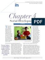 Child Social Development