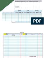Formatos de contabilidad