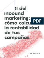 El ROI Del Inbound Marketing