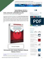 System Mechanic Ultimate Defense Full v19.0.0.1 de 2019 en Español