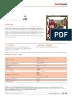 Shh-gro-Eng-dts-004 Rev 1.1 - Pdm Data Sheet