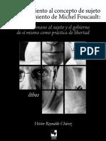 Un Acercamiento Al Concepto de Sujeto en El Pensamiento de Michel Foucault. Uni Valle.