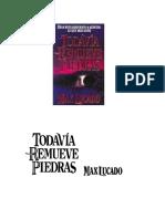 Max Lucado - Todavia Remueve Piedras