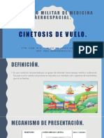 5. Cinetosis de Vuelo