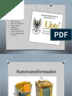 Transformadores y Maquinas d