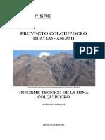 Proyecto Colquipocro