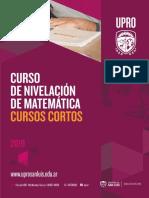 Cuaderno de Nivelación. Matemática CURSOS CORTOS 2019.pdf