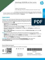 HP DeskJet Ink Advantage 3630 All-in-One series