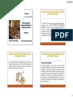 Sistema Nacional de Programación Multianual y Gestión de Inversiones - Sesión 13