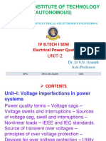 Unit-2, Electrical Power Quality 4-1, June 2019 (1)