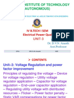 Unit-3, Electrical Power Quality 4-1, June 2019