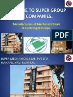 Super Mechanical Seal Presentation (1)