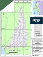 Mapa de Parametros Cuenca del rio pativilca pativilca