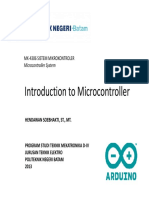 MK-4306- Introduction to Microcontroller.PDF