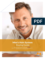 Mens Buyers Guide - Advent Hair