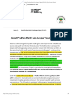 About Pradhan Mantri Jan Arogya Yojana (PM-JAY) _ Ayushmaan Bharat