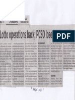 Business World, Aug. 1, 2019, Lotto operations back PCSO loses P250 million.pdf