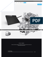 xp pen star g640 tableta gráfica para firmas OSU