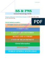 GK-CSS & PMS