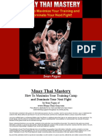 Muay Thai Mastery