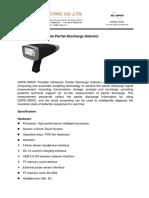 GDPD-3000C Portable Partial Discharge Detector.pdf