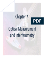 optical measurment