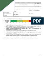 Rapport d'Audit Projet AR 14-17